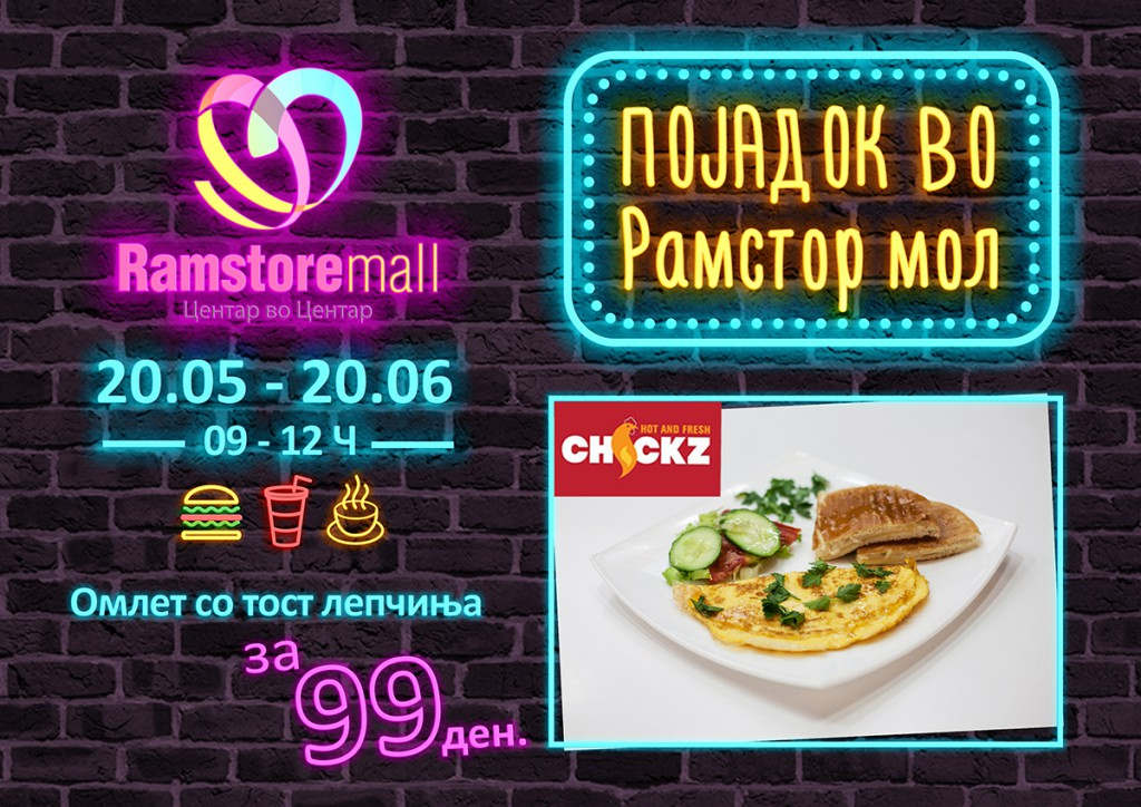 Ramstore mall obrok forex (chickz) -1